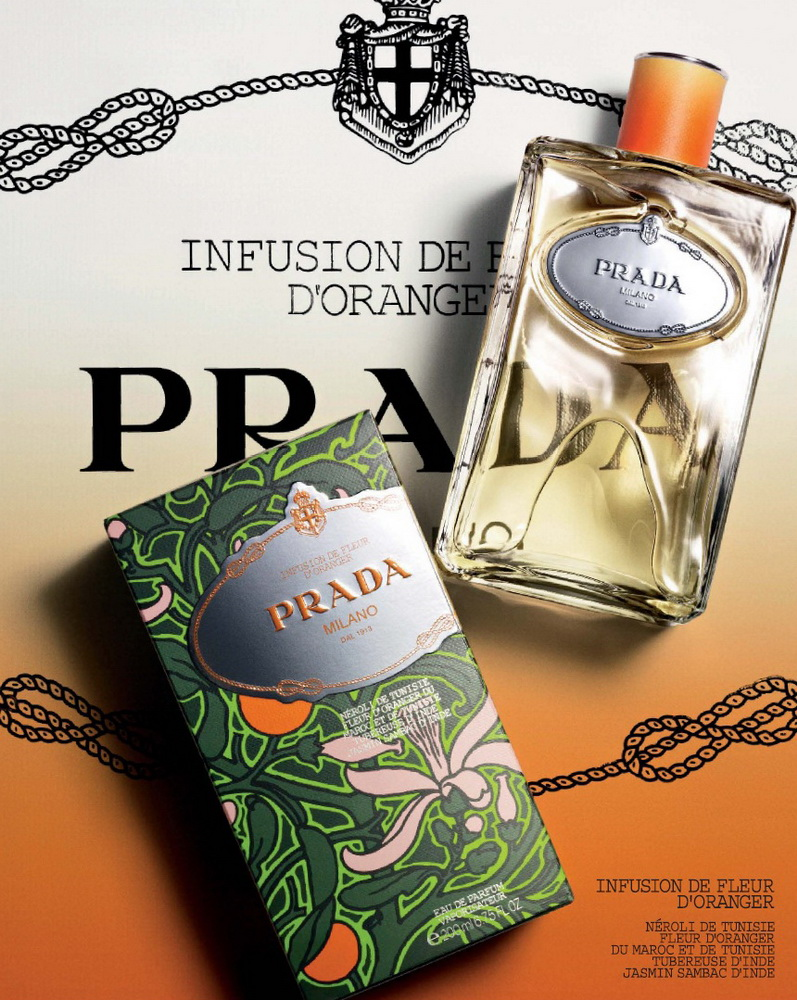 Fleur de Orange by Prada