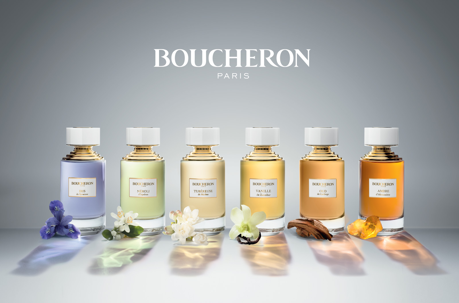 Perfumes para colecionar: Boucheron Collection