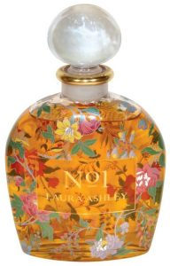 Perfume criado por Laura Ashley