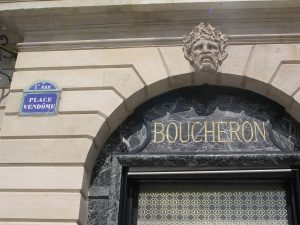 Boucheron - Place Vendome - blog anasuil